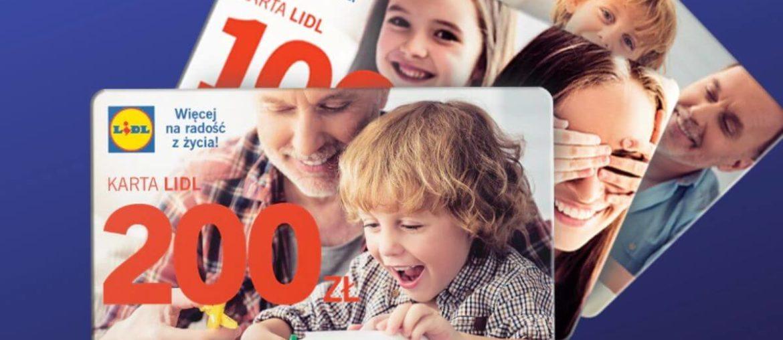 Promocja Citibank karta lidl 400 zł