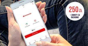 Santander 2020: promocja konta