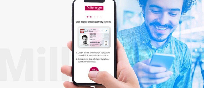 Ban Millennium promocja: 200 zł za konto na selfie
