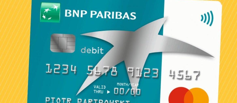 Promocja konta BNP Paribas