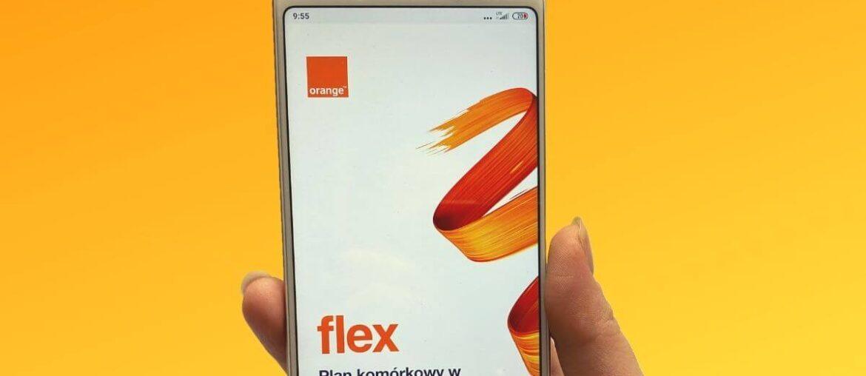 Kod promocyjny Orange Flex