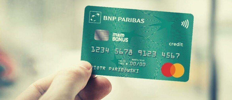 Karta kredytowa BNP Pariabas: bonus premia 500 zł do Allegro