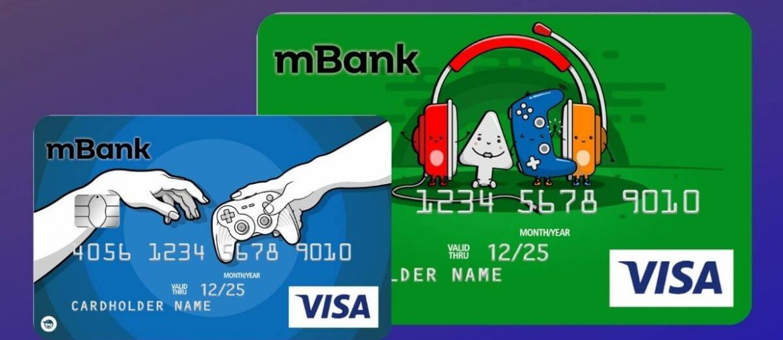 Konto dla graczy w mBanku