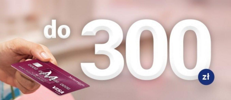 karta kredytowa impresja bank millennium - promocja