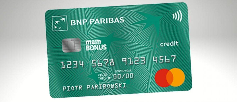 Karta kredytowa BNP Paribas: promocja - 300 zł do Allegro